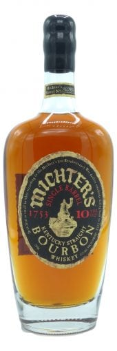 2019 Michter's Bourbon Whiskey 20 Year Old, Single Barrel 750ml
