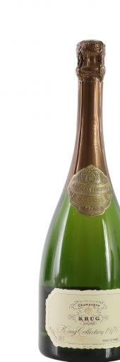 1976 Krug Vintage Champagne Krug Collection 750ml