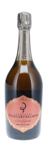 2007 Billecart Salmon Vintage Champagne Cuvee Elisabeth Salmon, Rose 750ml