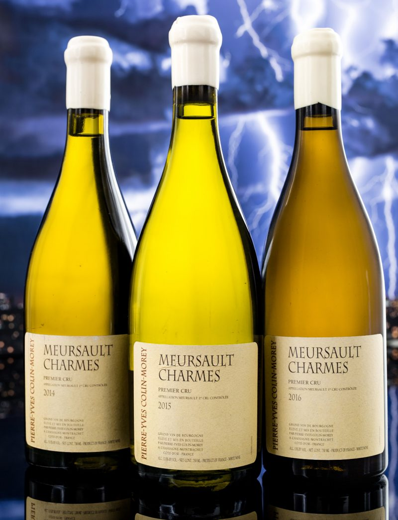 Lot 124: bottles of 2012-2016 Pierre-Yves Colin Morey Meursault Charmes